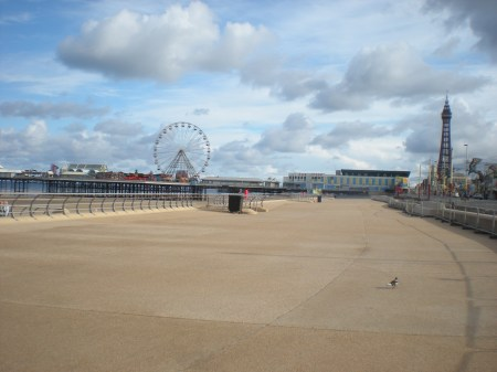 Blackpool's New Promenade