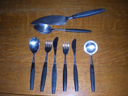 Sheba Cutlery