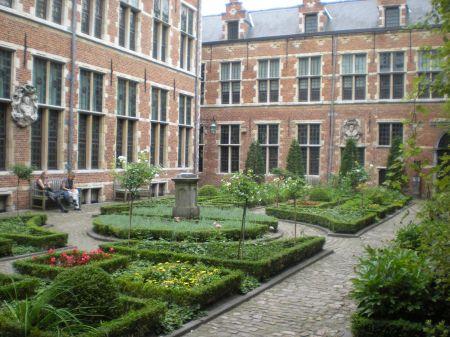 Museum Plantin-Moretus - The Garden
