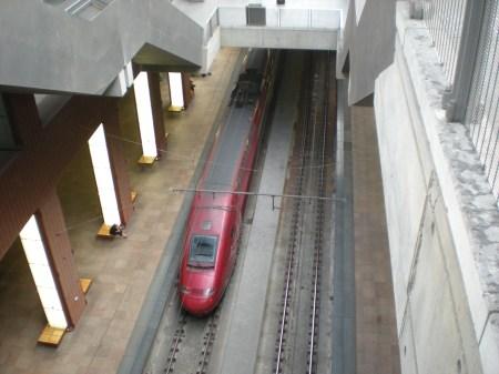 Antwerp Central Station - Three Levels
