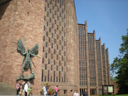 The New Coventry Cathedral