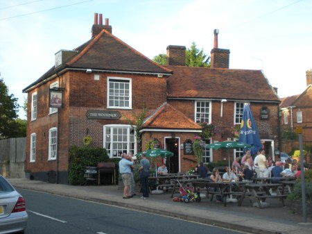 The Woolpack, Ipswich