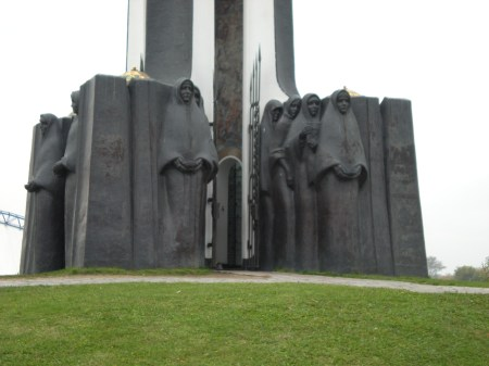 Afghan Veterans Memorial, Minsk