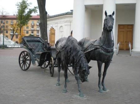 Street Status in Minsk