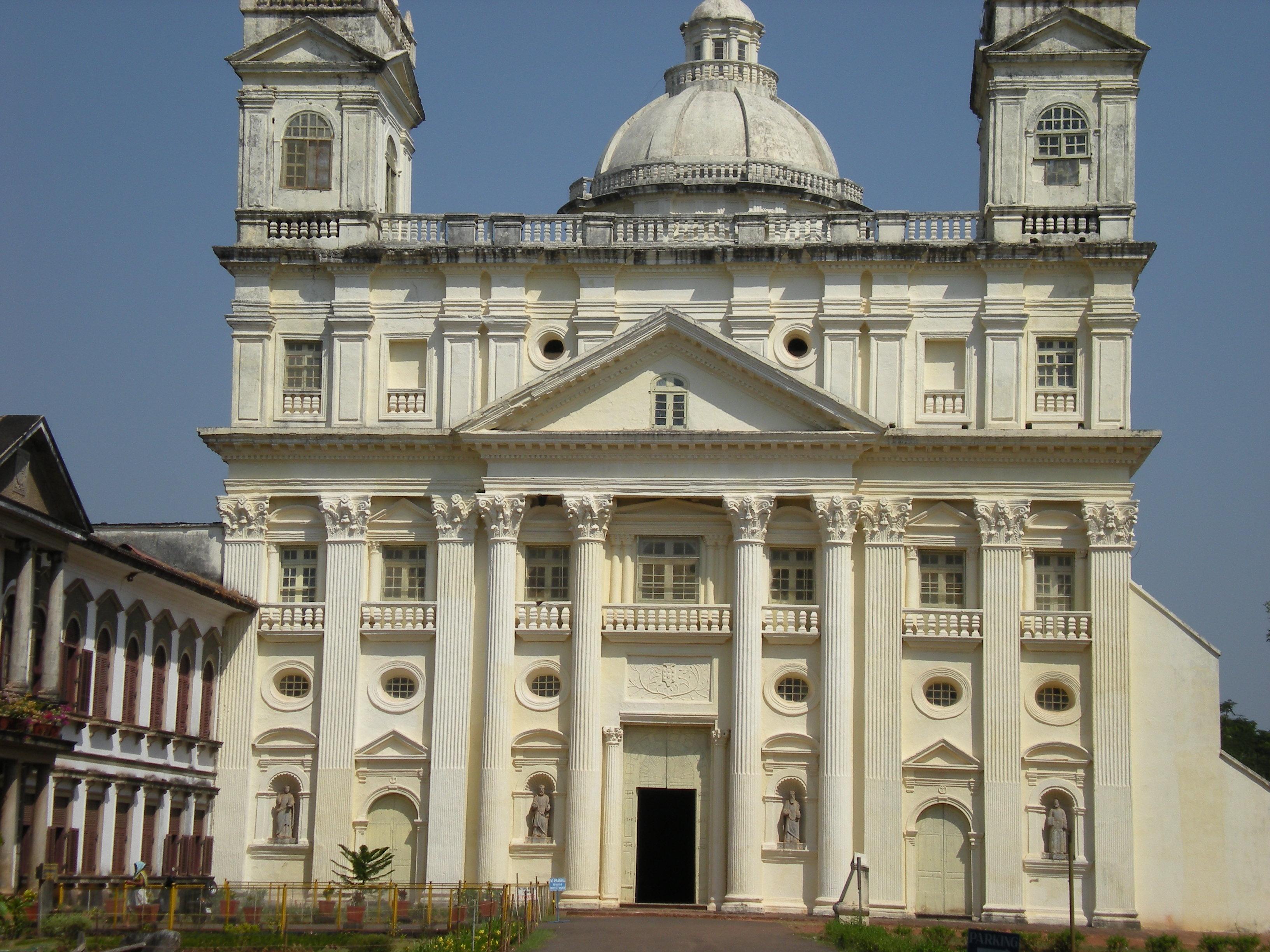 Churches Goa Church of st Cajetan Goa