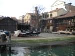 Gondola Factory, Venice