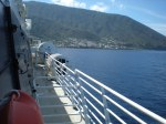 Ferry to Lipari