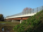 Cambridge Busway - Bridge over the Great Ouse