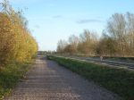 Cambridge Busway - Fen Drayton Lakes