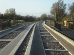 Cambridge Busway - Fen Drayton Lakes Stop