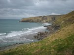 Trebarwith Strand to Tintagel