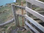 Trebarwith Strand to Tintagel - Dog Gate