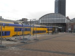 Trains at Den Haag HS