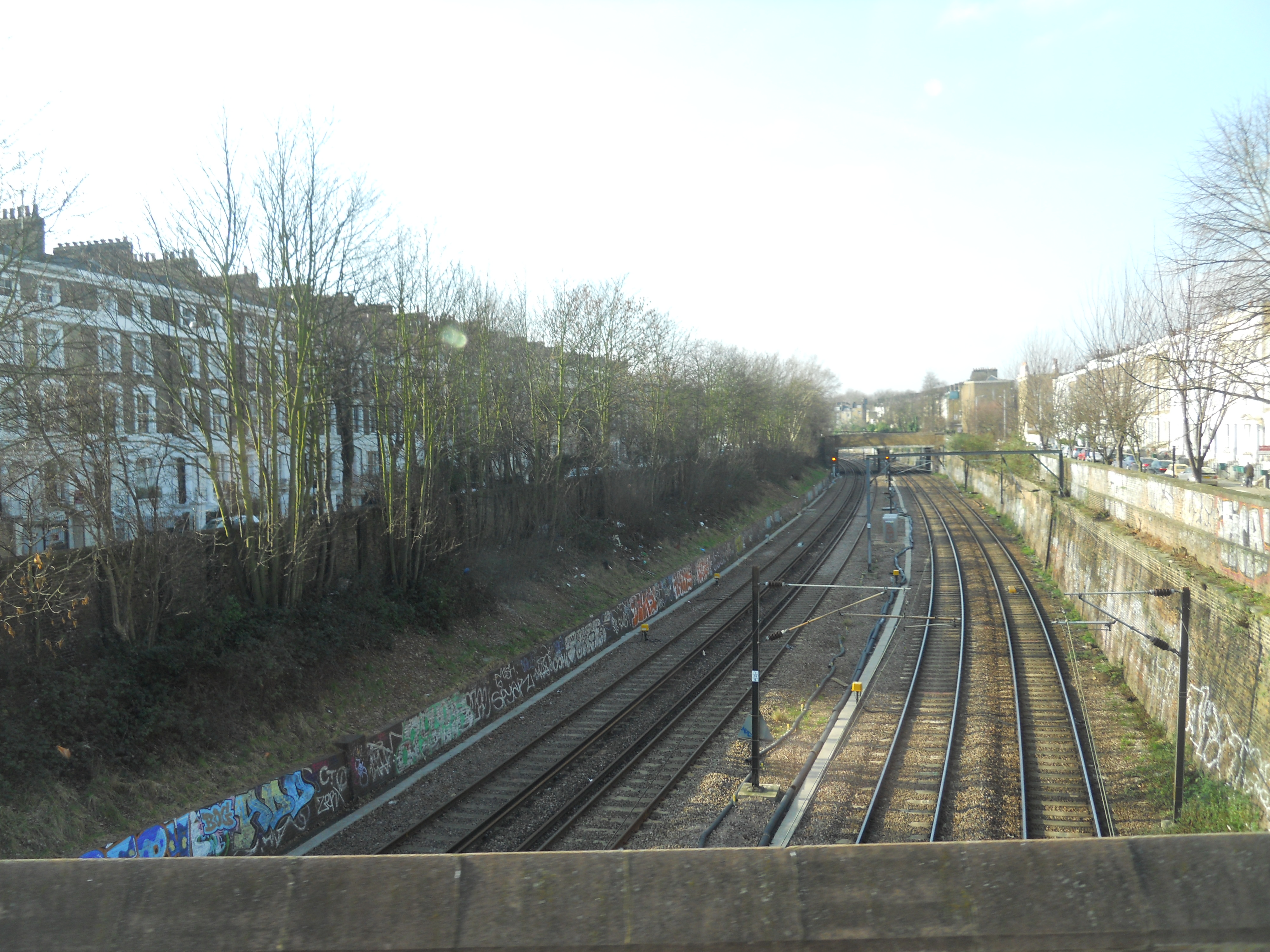The North and East London Lines at Mildmay Park « The Anonymous ...