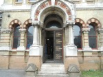 Abbey Mills Pumping Station A – EntranceDoors