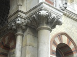 Abbey Mills Pumping Station A –Columns