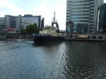 Tugs Arrive to Take MS Deutschland in Tow