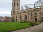 St. Nicholas Church Garden, Liverpool