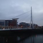 The Bridge At Dusk