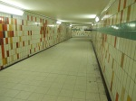 Subway at Gants Hill Station