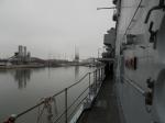 On HMS Liverpool