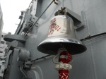 The Bell on HMS Liverpool