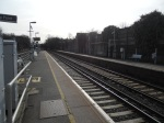 Looking from Wandsworth Road Station Towards Clapham High Street