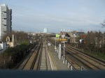 Looking from Wandsworth Road Station Towards Battersea