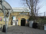 Clapham High Street Station - Entrance