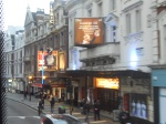 The Madness of King George on Shaftesbury Avenue