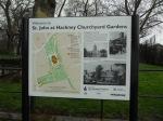 St. John at Hackney Churchyard Gardens