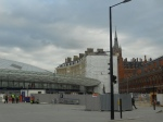 The New Roof at KIngs Cross Station