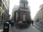 St. Mary Woolnoth at Bank in London