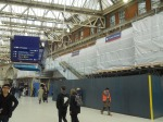 The Balcony at Waterloo Station Takes Shape