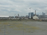 Towers From West Silvertown DLR Station