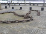 Chains At The Great Eastern Launch Site
