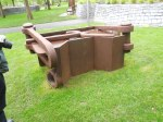Anthony Caro At Canary Wharf