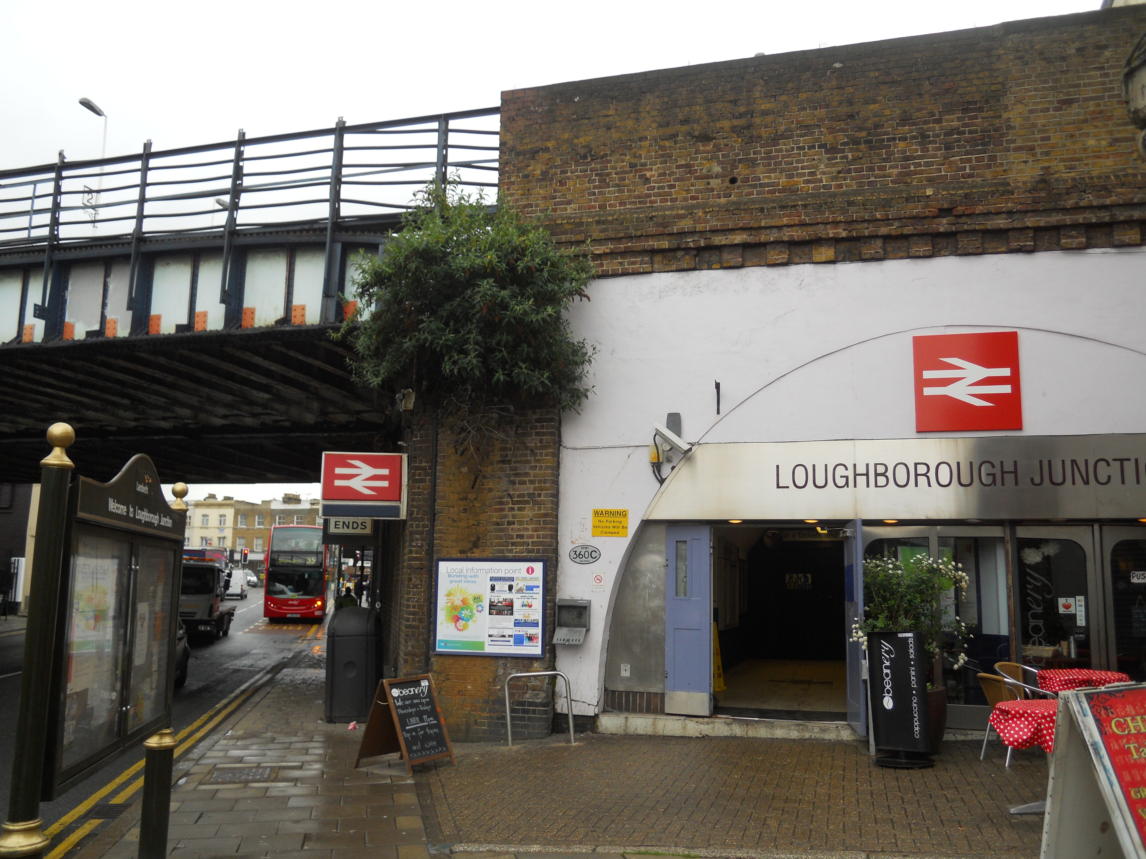 Image result for loughborough junction