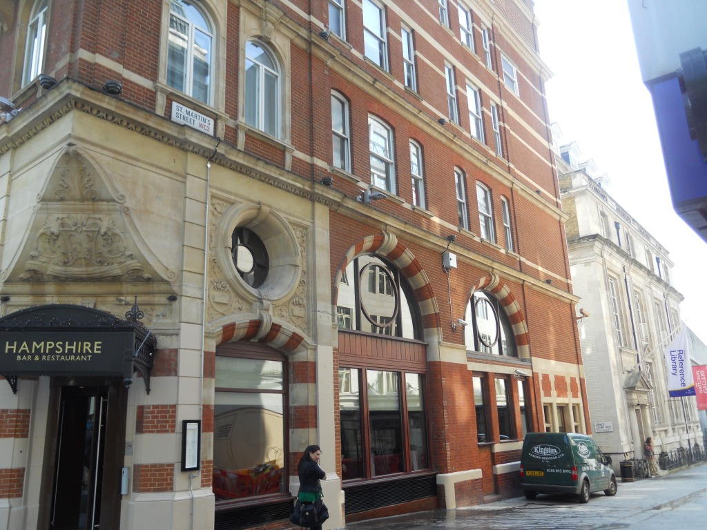The Old Royal Dental Hospital - Now A Hotel