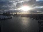 The Sun Sets Over The City ofLondon
