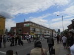 Torch Chasing at Stepney Green Station