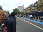 Torch Chasing at the Royal London Hospital