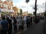 Torch Chasing in Walthamstow