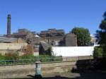The Derelict Ram Brewery in Wandsworth