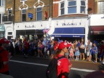 Torch Chasing in Ealing