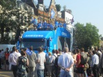 Torch Chasing at Islington Green