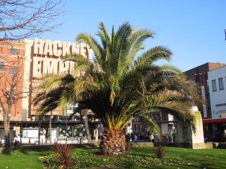 Not Monaco, But Hackney!