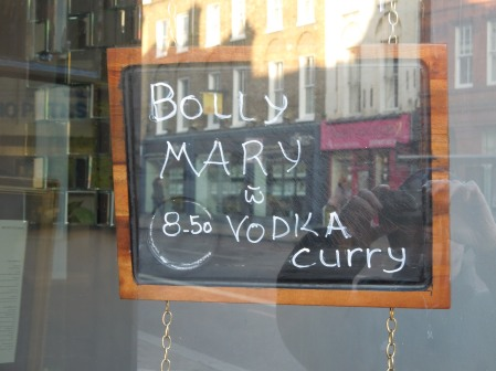 Curry With A Kick?