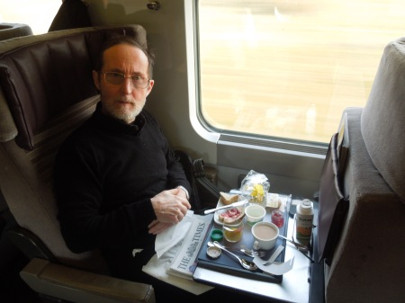 Eating A Gluten-Free Breakfast On Eurostar
