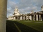 Around the Old Royal Naval College